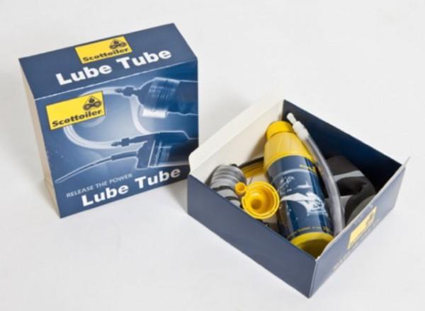 Lube Tube Scottoiler - rezervor pentru ungere lant motocicleta