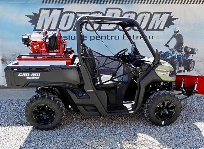 Traxter HD8 PRO T - UTV Vehicul special pentru stingere incendii