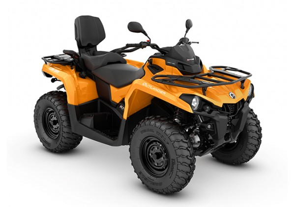 OUTLANDER MAX 450 DPS T ABS MY2020