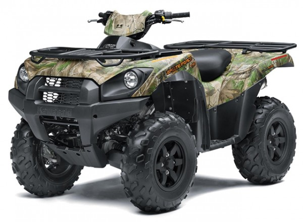 BRUTE FORCE 750 EPS CAMO 4X4