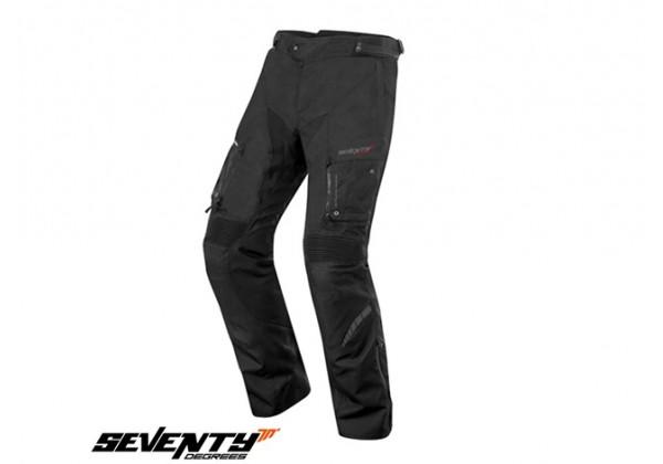 Pantaloni MT Unisex SEVENTY SD-PT1S Negru