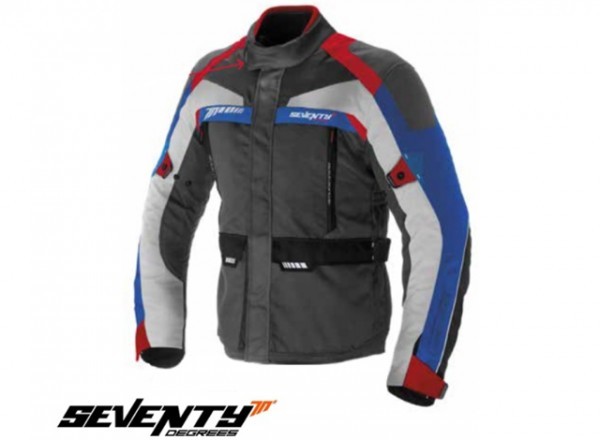Geaca Motociclete Barbati Vara/Iarna SEVENTY SD-JT43