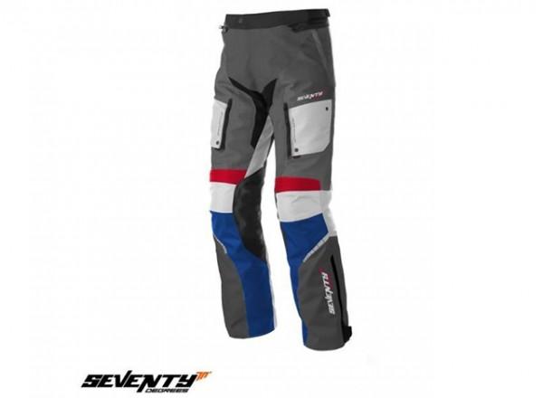 Pantaloni Motociclete Unisex Vara/Iarna Seventy SD-PT3