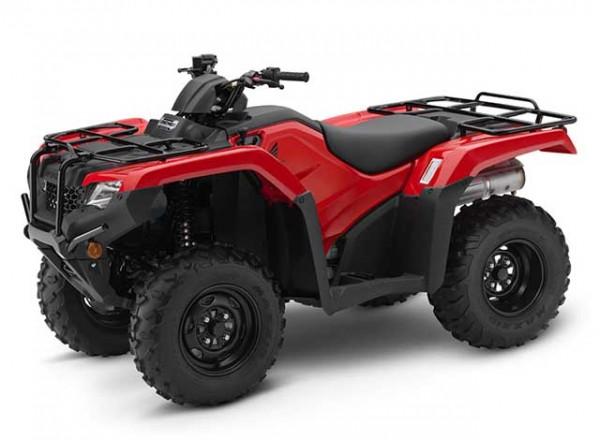 TRX420FM MANUAL SHIFT 4X4