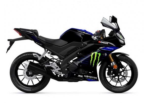 YZF-R125 Monster Energy MotoGP Edition