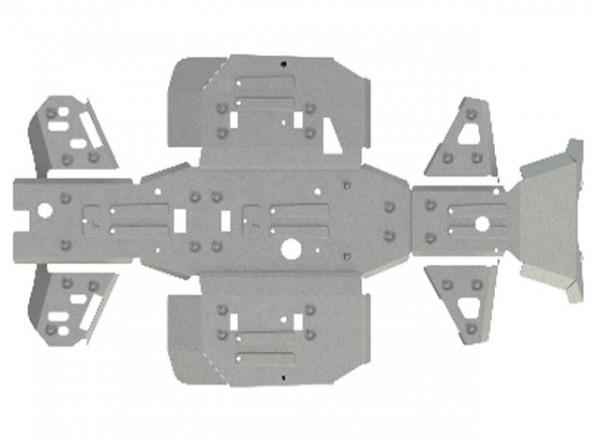 Scut Protectie ATV CF Moto CForce 600L Touring