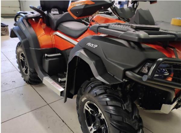 Overfendere ATV CF Moto CForce 600 Touring
