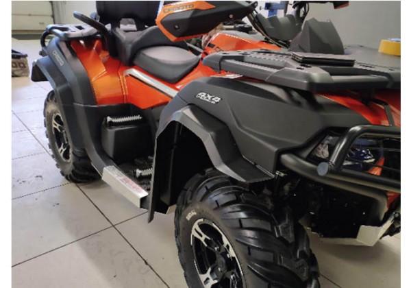 Overfendere ATV CF Moto CForce 600