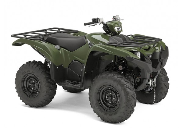 GRIZZLY 700 EPS GREEN