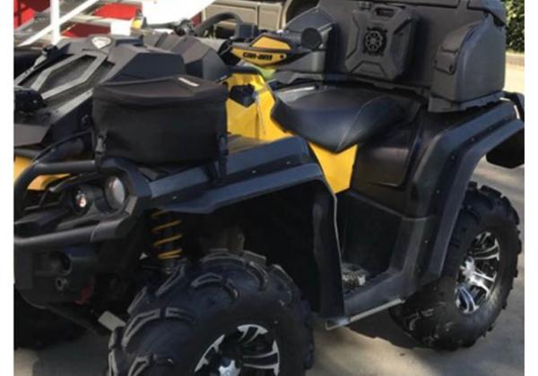 Overfendere ATV Can-Am Outlander G2