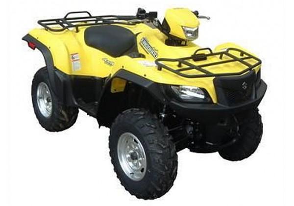 Overfendere ATV Suzuki KingQuad