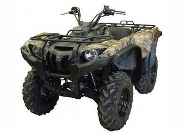Overfendere ATV Yamaha Grizzly 700