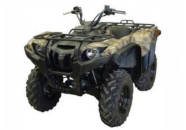 Overfendere ATV Yamaha Grizzly 700